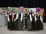 Tautas tērpu iegāde Dekšāres pagasta jauniešu deju kolektīvam