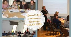 Notika projekta EuroVelo11 seminārs Rēzeknē