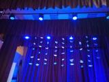 Ozolaines tautas namā - jauna gaismu aparatūra