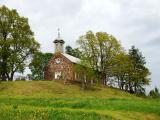 Sarkaņu baznīcā restaurētas iekštelpas