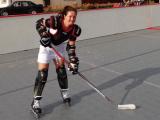 Vērēmos iegādāts inline hokeja aprīkojums