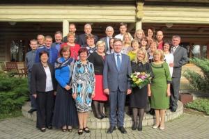 Partnerības 10 gadu jubileja