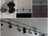 Dricānos modernizēts kultūras nama skatuves apgaismojums