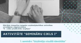"""Aicinām uzņēmējus pieteikties projekta """"Tūristam draudzīgs Latgales uzņēmējs digitalizācijas laikmetā"""" semināriem"""