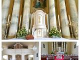Īstenots Kaunatas katoļu baznīcas iekšējās apdares projekts
